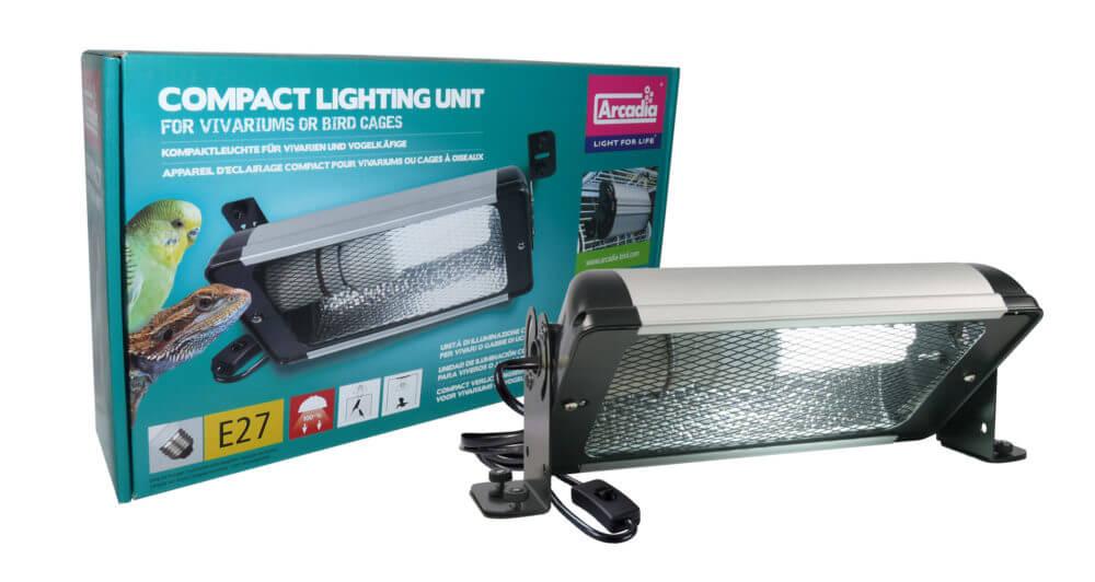 Светильник для птиц Arcadia E27 Compact Lighting Unit